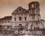 Francisco Van Camp. Manila. Iglesia del poblado de Paco ...
