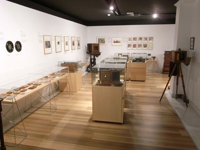 Photomuseum en Zarautz, una de las salas