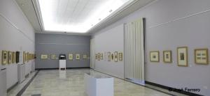 Exposición Magia y Realidad en la Sala Romero de Torres del Círculo de la Amistad de Córdoba