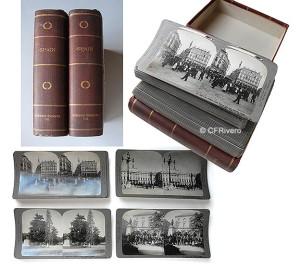 Estereoscopias españolas de la colección Stereo Travel Co. 1900