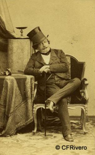 Disderi Andr Adolphe Eugne 1819 1889 Paris Retrato De Napolen III