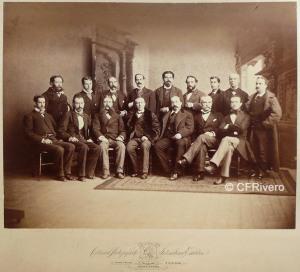 Edward L. Wilson y W. Irving Adams (Filadelfia) Comisión Española para la Exposición Internacional de Filadelfia de 1876