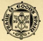 Logo con el que Frank M. Good identificaba sus estereoscopias españolas