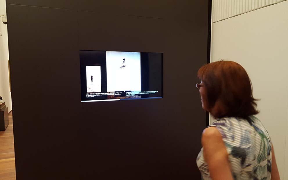 Documental sobre la llegada de la fotografía en Málaga. Museo de Málaga. 2016.