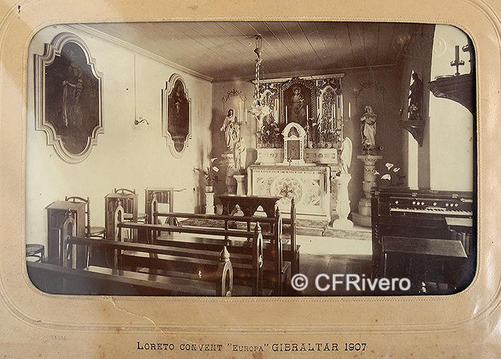 Jules David. Loreto Convent