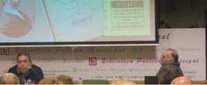 Conferencia en Verín, parte 1