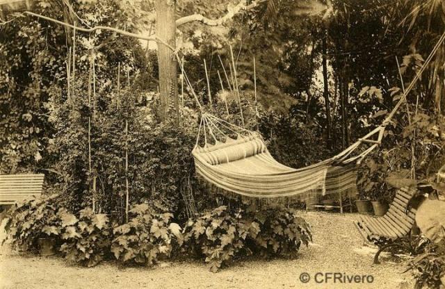 """Autor desconocido. Málaga.- """"El Retiro"""". El Cañaveral. Ca. 1920. Tarjeta postal."""