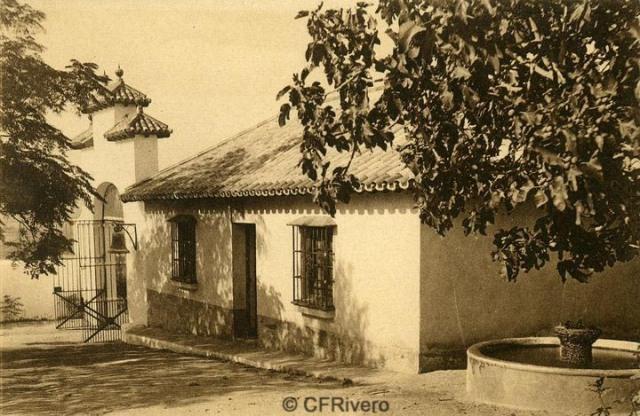 """Editor desconocido. Málaga.-""""El Retiro"""". Casa Portería. Ca. 1920."""