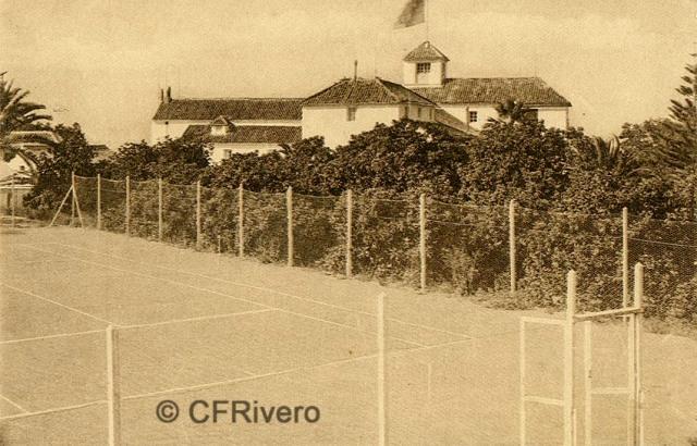 """Editor desconocido. Málaga.-""""El Retiro"""". Casa Palacio. Ca. 1920. Tarjeta postal. (CFRivero)"""