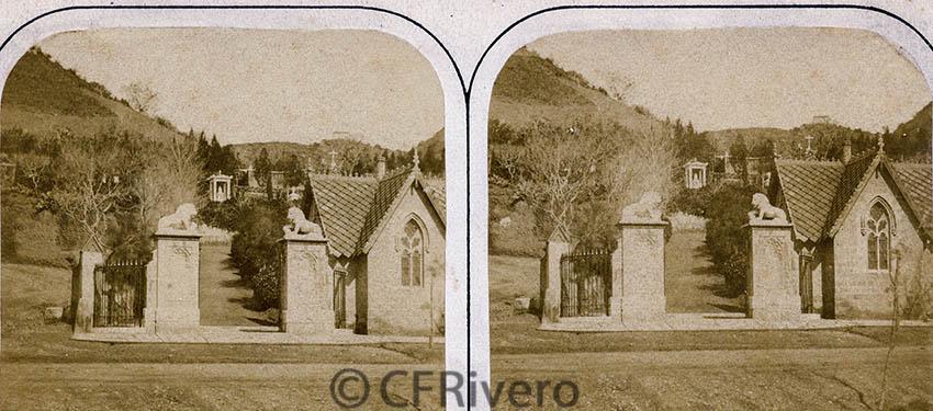 Cementerio inglés de Málaga. Fotografía de Bernardo Caro